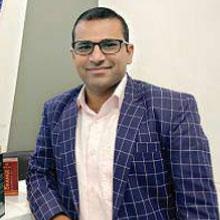 Mr. Shish Kharesiya , Director and Founder