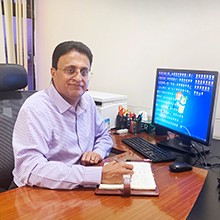 Jagan Venkataramanan, Founder & Managing Partner,