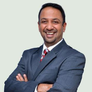 Murli Urs,Country Manager-India.