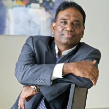 Anand Pillai,Managing Director