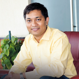 Vishnu Dutt Sharma,CEO