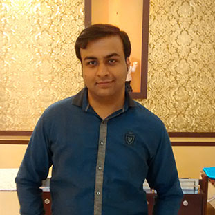 Rajat Jain,Founder & CEO