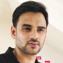 Dheeraj Dey,Director & Co-Founder