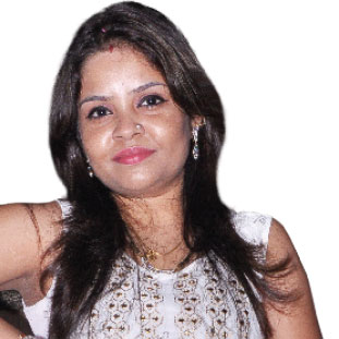 Ankita Mitra,Founder