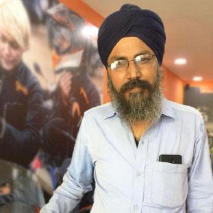 Harpreet Singh,Director