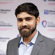 Himmat Singh,Founder