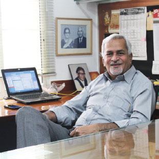 Anil Kumar,CEO