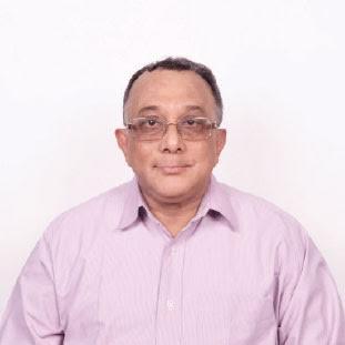 Arup Gupta , Chairman