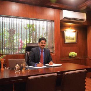 Yuvraj P Narvankar, Partner