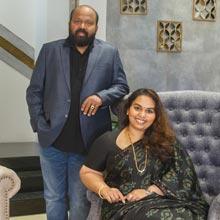 Senthil Kumar & Anitha Senthil Kumar,Owners