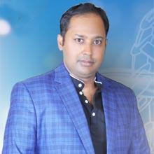 Dr Paritosh Shekhar,Founder