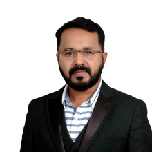 Fazil Iqbal, Chief Operating Officer