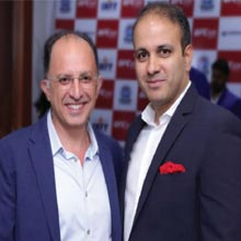 Farzad Palia - Chairman, UFC Gym India,Istayak Ansari - Founder And Managing Director,  UFC Gym India