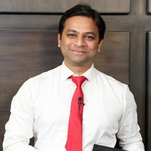 Monish Salhotra,Founder & CEO