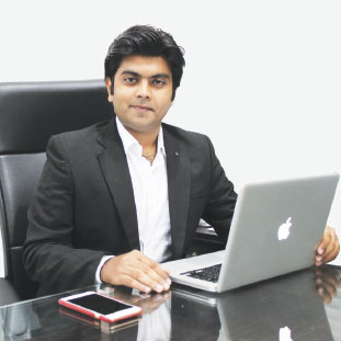 Jay Thadeswar,Founder & CEO