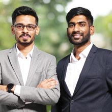 Suresh T & Kaushal Singh R D,Co-Founders