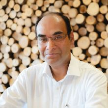 Shalabh Verma,General Manager
