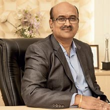 D Lakshminarasimha,Chairman & MD