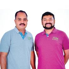 Rajesh Rajagopal, Director,Shyam Chandran, CEO