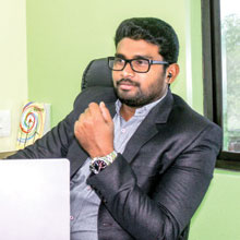 P. Muthuraj,Founder and CEO