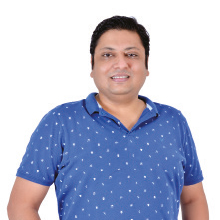 Mohit Gupta,Founder