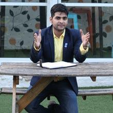 Shivam Ahuja,Founder