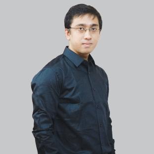 Santanu Das,Founder & CEO