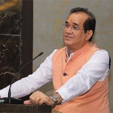 Sushil Kumar Upadhyay,Managing Director