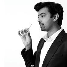 HarshGandhi,Founer & Perfumer