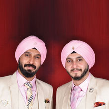 Amardeep Singh Bindra & Parampreet Singh Bindra,Directors