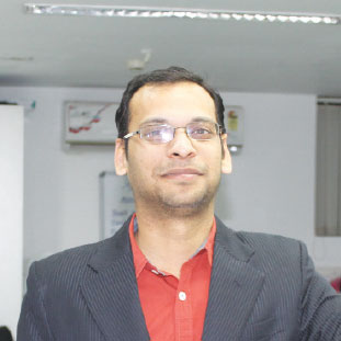 Pranay Patadiya,Co-Founder & Director