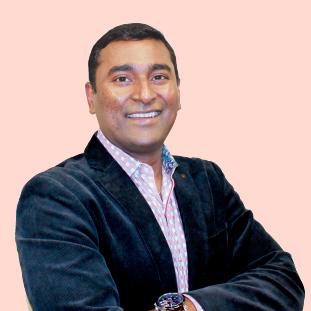 Krishna Garimella,Principal/CEO