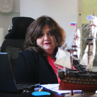 Dipali Sikand,Founder & Chairperson