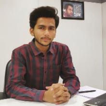 Saurav Kumar Sinha,Founder & CEO