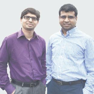 Sunil Chaula & Nilesh Pawaskar,Founder & CEO & Co-Founder & CMO