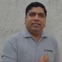 Uttam Panda,CEO & Founder