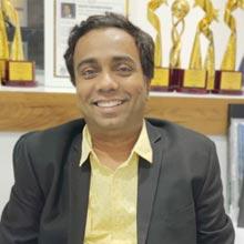 Veerendra Jamdade <span>&  Rajesh Radhakrishnan</span>,Founder<span>s</span>