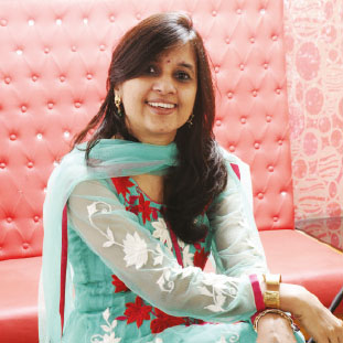 Shakti Patnaik, Founder & CEO &,Sailaja S.P,  Co-Founder & COO