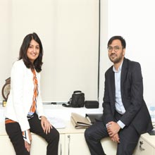 Reema Parikh & Pranav Parikh,Co-Founders