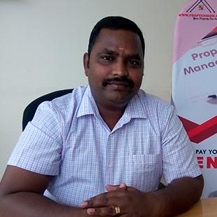 Ramesh Mariyappan,Founder & CEO