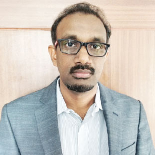 Siva Tekumudi,Founder & MD