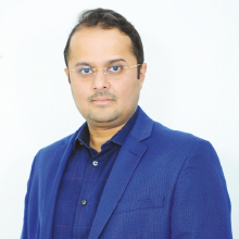 Sujay Rao,Co-founder & CEO