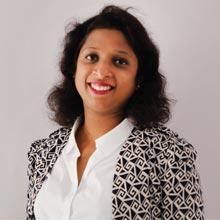 Deepthi KR,Managing Partner