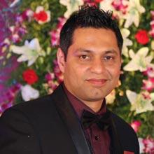 Ahsaan Petker,Founder
