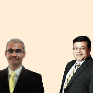 Anand Prahlad & Ananda Rao Ladi,President & CEO & EVP Engineering & Support