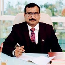 Ashwani Lochan Agarwal,Chairman