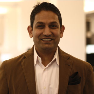 Milind Mehere,Founder & CEO