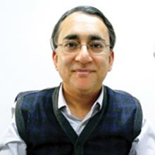 Rahul Saighal,Founder & MD