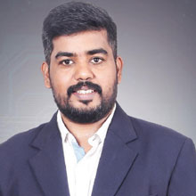 Mr. Saravanan Sankaran,CEO