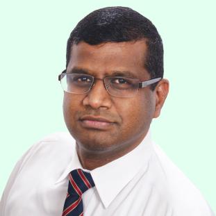 Ravi Meruva Ph.D.,President